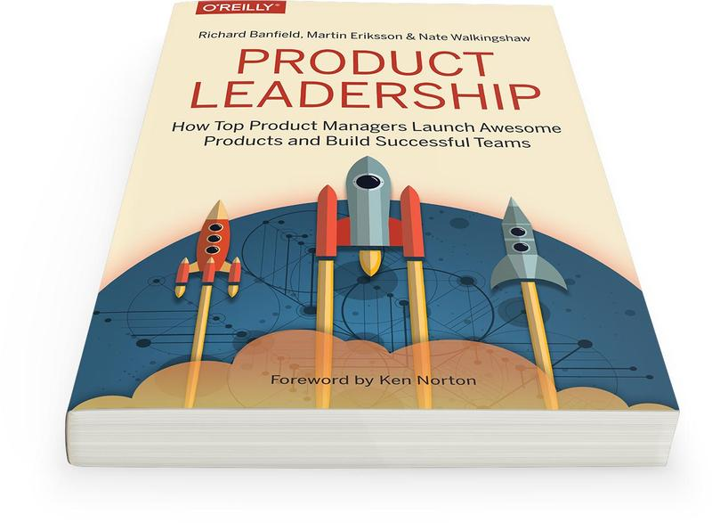 Foreword to the book Product Leadership